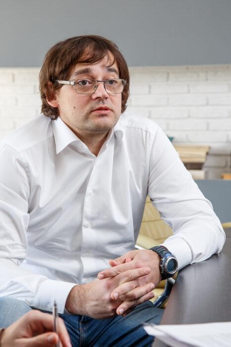 Сергей Дашков