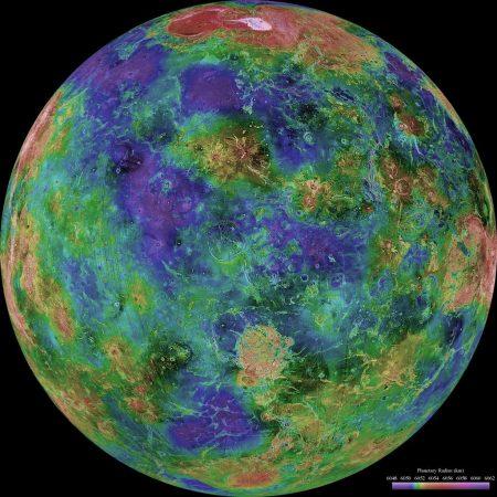 Космическая миссия на Венере