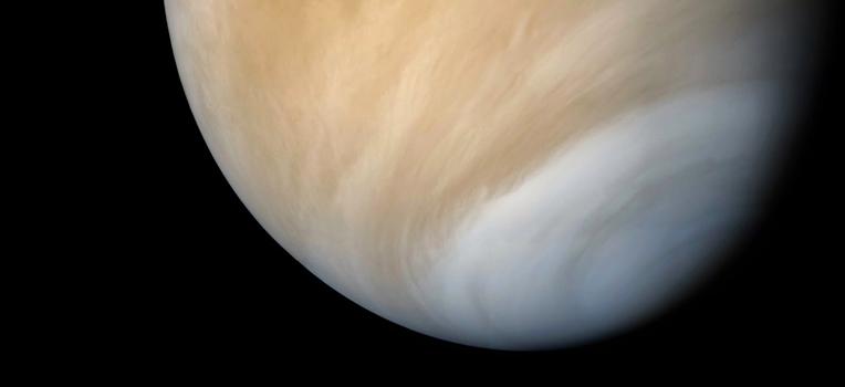 сера в атмосфере Венеры