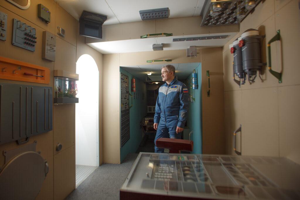 выпускник МФТИ Александр Калери
