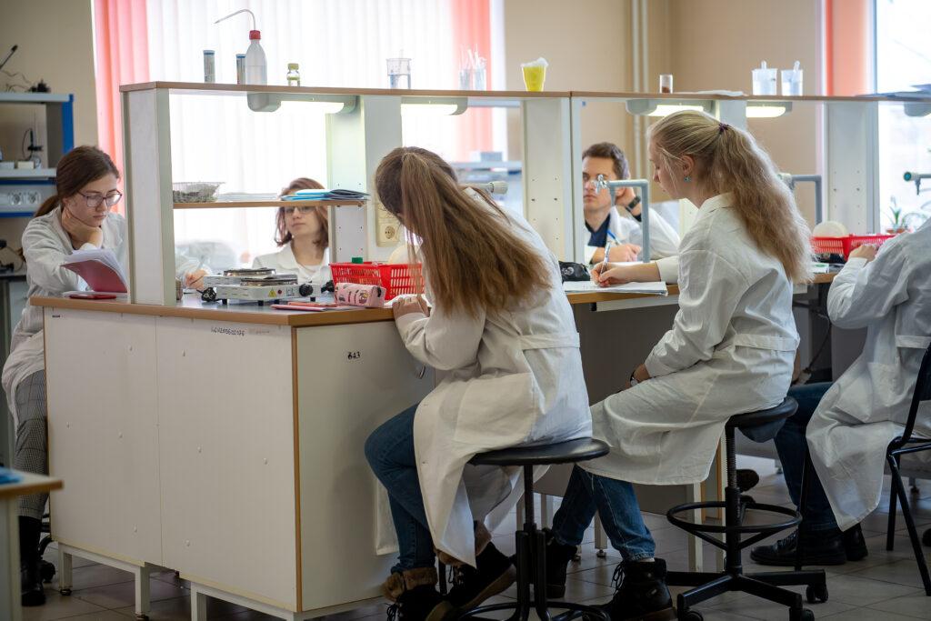 Кафедра общей химии в МФТИ