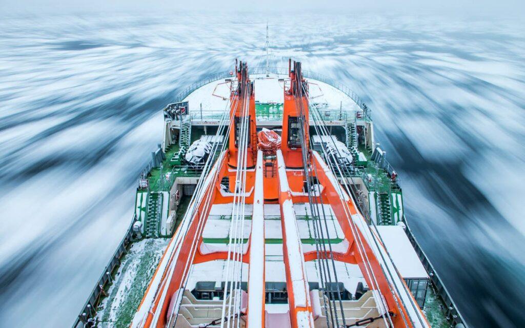 сезонная память океана
