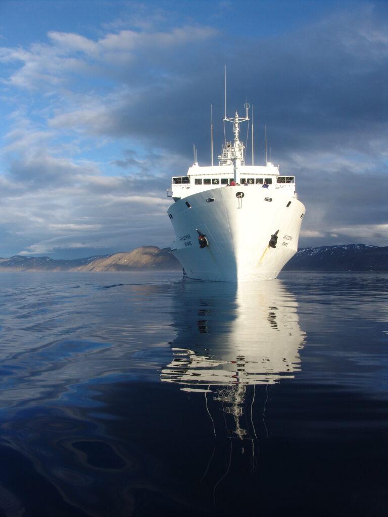 лаборатория геофизических исследований Арктики и континентальных окраин Мирового океана
