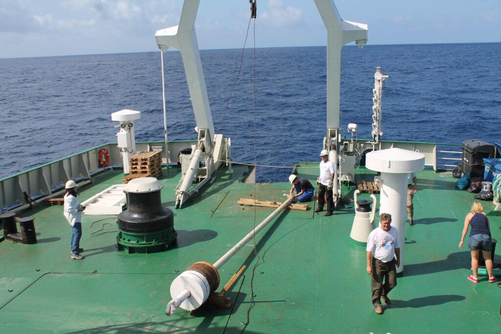 океанический архив данных