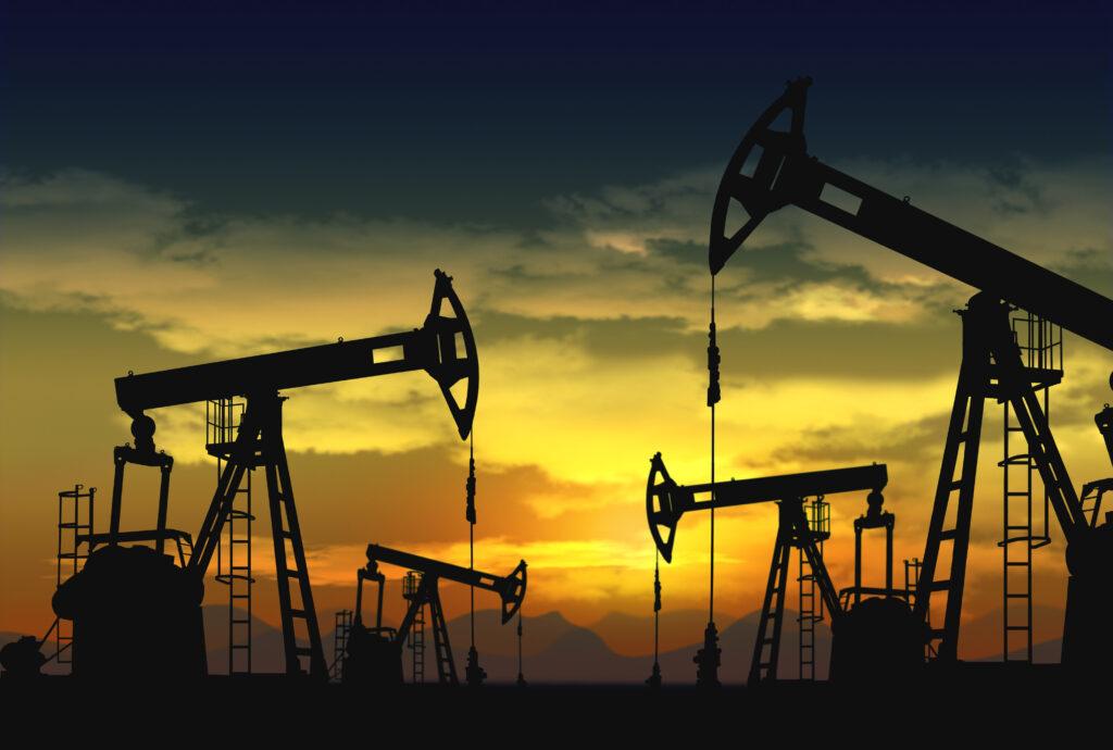 нефтяное