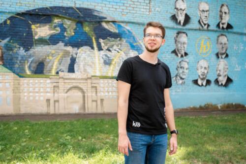 Денис Айвазов. Выпускник бакалавриата ФПМИ 2020 года
