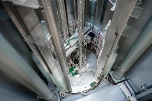 Лаборатория перспективных исследований мембранных белков МФТИ, кристаллизационная комната