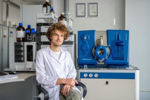 Юрий Афанасьев, научный сотрудник лаборатории доклинических исследований МФТИ